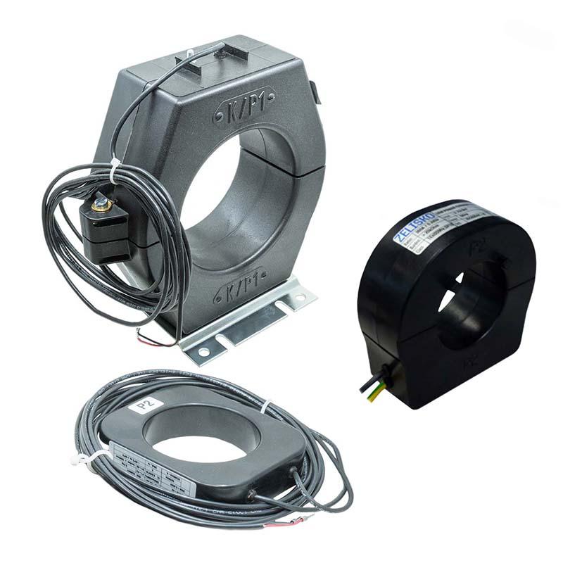 Phasenstrom- und Erdschlusserfassungs-Sensoren