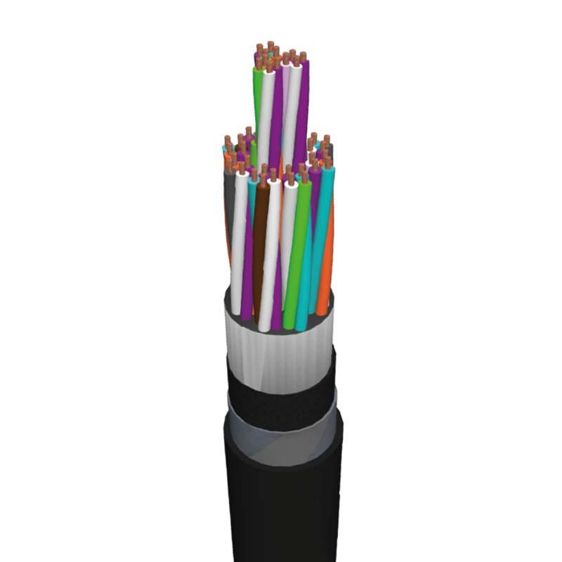 Stellwerk-Kabel SW-CT 4x1.0mm